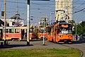 Трамваи на Белореченской — Волгоградской.jpg