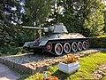 Т-34 с комендантской башней с. Новые Петровцы.jpg
