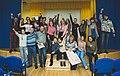 Участники Литературных курсов им. Зазубрина. Новосибирск-2020.jpg