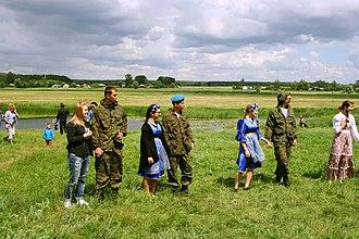 "Ivnyansky District - Festival ""Homutchanskaya Valley Masters"" 2015, village (selo) Samarino, Ivnyansky District"