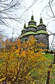 Церква з села Зарубинці Монастирищенського району Черкаської області. 1742 р. Осінь.jpg