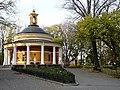 Церква святого Миколая (Аскольдова могила), Паркова дорога.JPG