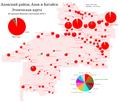 Этническая карта Азовского района, Азова и Батайска по каждому населённому пункту.png