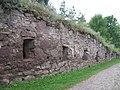 Язловець. Замок. Оборонний мур нижньої лінії оборони (1).jpg
