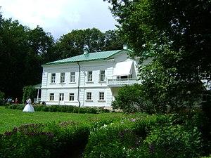 Shchyokinsky District - Yasnaya Polyana, Home of Leo Tolstoy, Shchyokinsky District