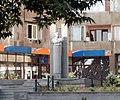 Գուրգեն Մարգարյանի կիսանդրի (Երևան, Աջափնյակ).JPG