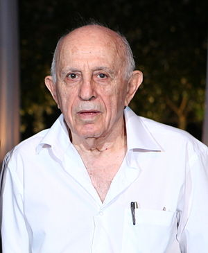 Yaakov Heruti - Heruti in 2012