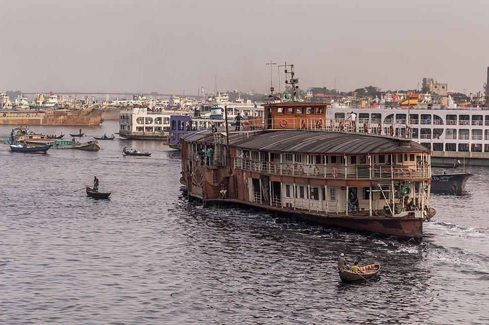 Port of Dhaka