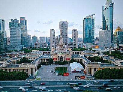 如何坐公交去上海展覽中心 - 景点简介