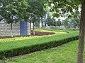 合肥工业大学翡翠湖校区教学区后面树林前 - panoramio.jpg