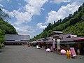 吉野駅駅前 Yoshino station and souvenir shops 2013.6.17 - panoramio.jpg