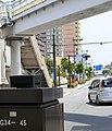 小田原市民会館前から東京方面を見た景色.JPG
