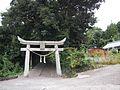 日枝神社 鳥居 - panoramio.jpg