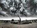 末日降临黄河口 - The End of the World^ - 2012.07 - panoramio.jpg