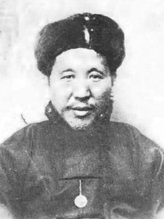 Li Jingxi - Image: 李經羲