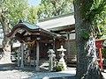 蟻通神社 田辺市湊 Aritooshi-jinja 2012.8.22 - panoramio.jpg