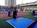 雁塔 陕师大附中分校在打乒乓球 16.jpg