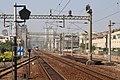 鳳山車站北上景像 - panoramio.jpg