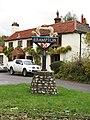 -2019-11-15 The village sign, Brampton, Norfolk (1).JPG