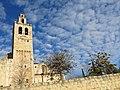 021 Monestir de Sant Cugat del Vallès, campanar.JPG