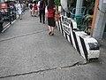 02544jfMendiola Streets Pedestrian Floating Footbridge San Miguel Manilafvf 05.jpg