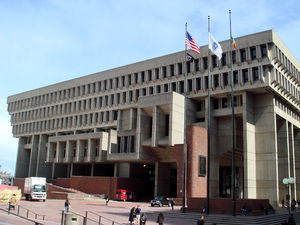 Boston City Council - The City Council's chambers are in Boston City Hall.