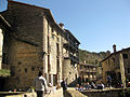 032 Beget, carrer Bellaire, Can Jeroni.jpg