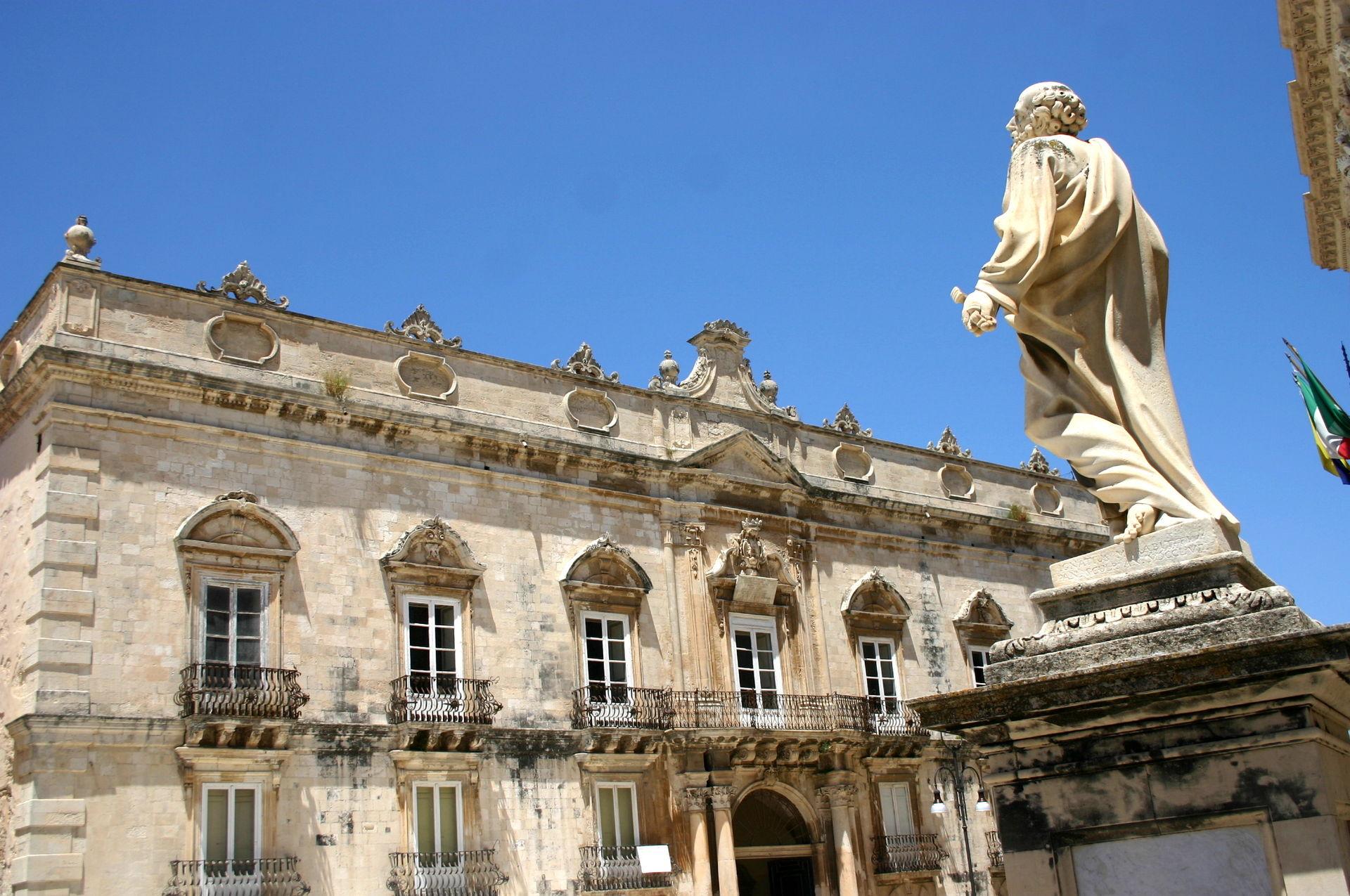 0634 - Siracusa - Palazzo Beneventano del Bosco - Foto Giovanni Dall'Orto, 22-May-2008.jpg