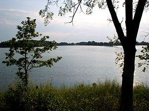 Monson Lake State Park - Monson Lake