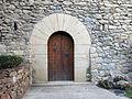 070 Casa de la Vall (Andorra la Vella), portal oest.JPG