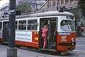 071L27220880 Schottenring, Haltestelle Schottentor, Strassenbahn Linie D Typ E1 4784.jpg