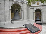 09017jfSaint Francis Church Bells Meycauayan Heritage Belfry Bulacanfvf 19.JPG