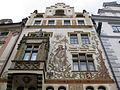 092 Staroměstské Náměstí, casa Štorch (o de la Mare de Déu de Pedra).jpg