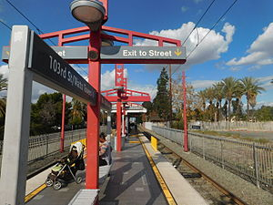 103rd Street-Watts Towers station.jpg