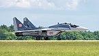 105 Polish Air Force MiG-29A Fulcrum ILA Berlin 2016 05.jpg
