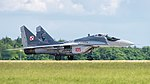 105 Polish Air Force MiG-29A Fulcrum ILA Berlin 2016 05.jpg