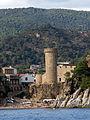 109 Tossa de Mar, cala i torre des Codolar.JPG