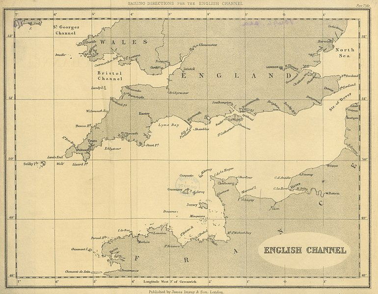 File10 of sailing directions for the english channel 11092446386 other resolutions 308 240 pixels 617 480 pixels ccuart Image collections