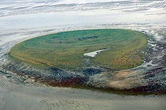 Nigehörn - Aerial photograph of Nigehörn
