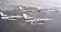 127th Tactical Fighter Squadron - 4 aircraft F-100C formation.jpg