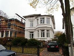 Witts Allee in Hamburg