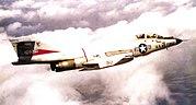 13th Fighter-Interceptor Squadron F-101B 57-0338 1964