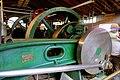 150 HP horizontal mill engine, Fitchburg Steam Engine Co., Fitchburg, MA, c. 1900 - Stationary steam engine collection - New England Wireless & Steam Museum - East Greenwich, RI - DSC06584.jpg