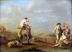 Cornelius van Poelenburgh: Bacchanalia