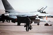 174th FW 138th FS Desert Storm 1991