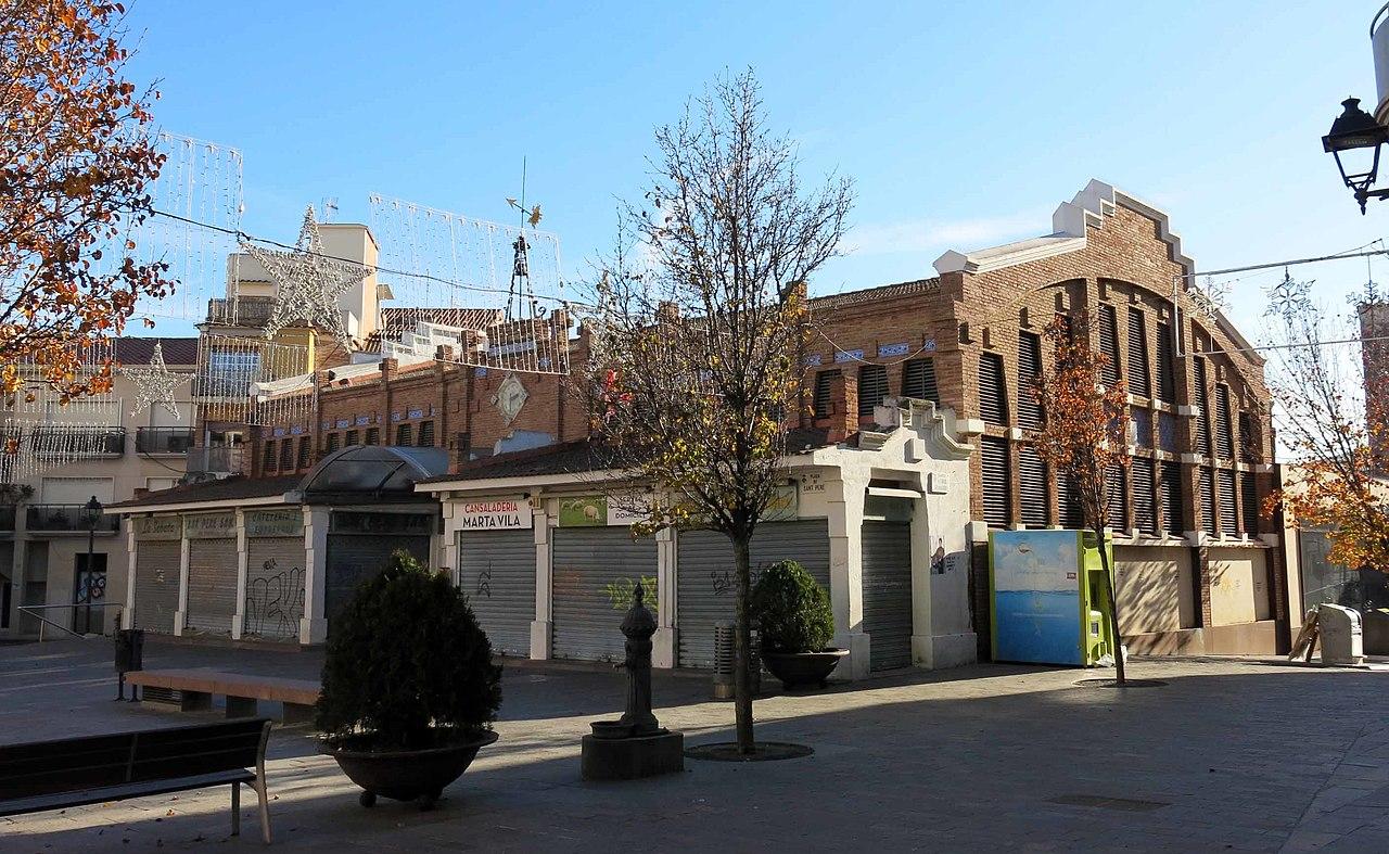 File 176 mercat pl sant pere sant cugat del vall s jpg - Mudanzas sant cugat del valles ...