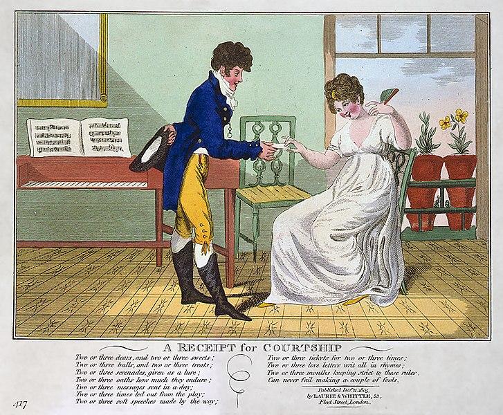 Regency Illustrations