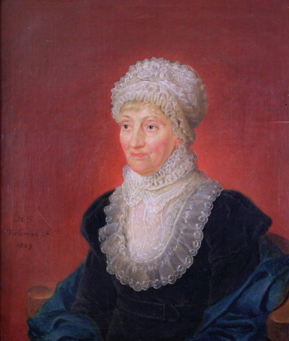 Image result for Caroline Herschel