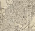 1838 SouthEnd Boston byMorse Tuttle Stimpson map BPL10950 detail.png