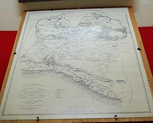 1856MapChiapasTuxtla